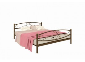 Кованая кровать Катерина Plus (5 цветов)