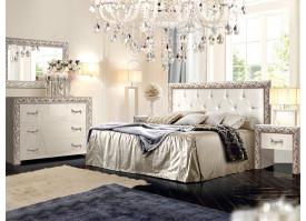 Спальня Тиффани Премиум серебро! СКИДКА - 25%