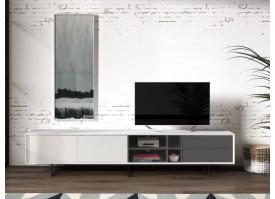 ТВ тумба DUPEN TV130 WHITE