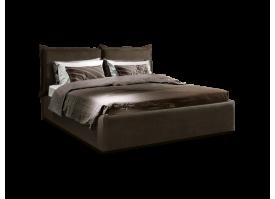 Кровать Бавено Baveno (ткань шоклад 28) СКИДКА -50%!
